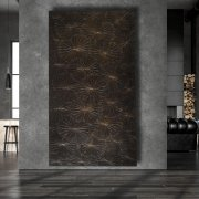 Wallpanel Black XXL