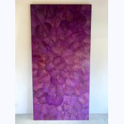 Big Size Lotuspanel Pink 120x240cm