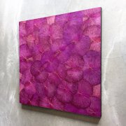 Purplepink Panel Lotusart 120x120