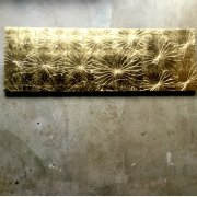Slim Lotusdisplay Gold 60x180cm