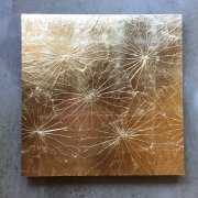 Lotus Paneel (48x48) GO Gold