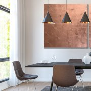 Wallpanel Copper (120x120) CO