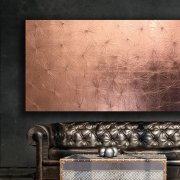 Wandpanel Copper XXL