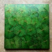 Lotus Art (100x100) G2 green
